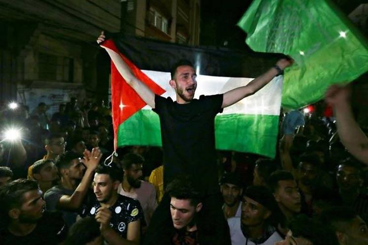 Irán valora victoria palestina en Medio Oriente