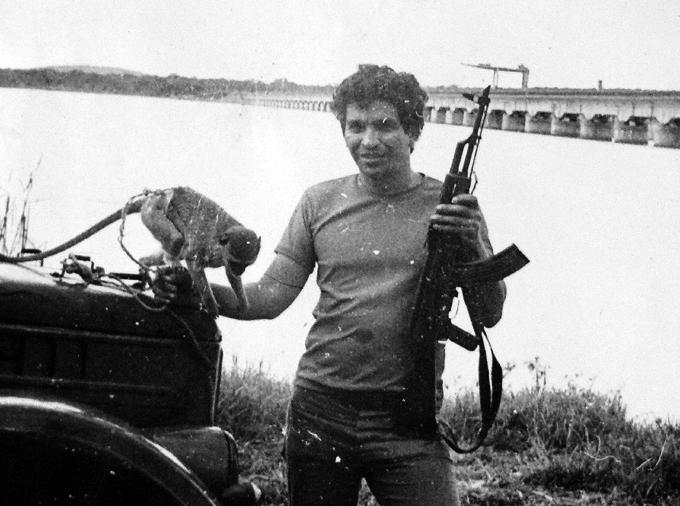 Angola en la memoria de un corresponsal de guerra (+ fotos)