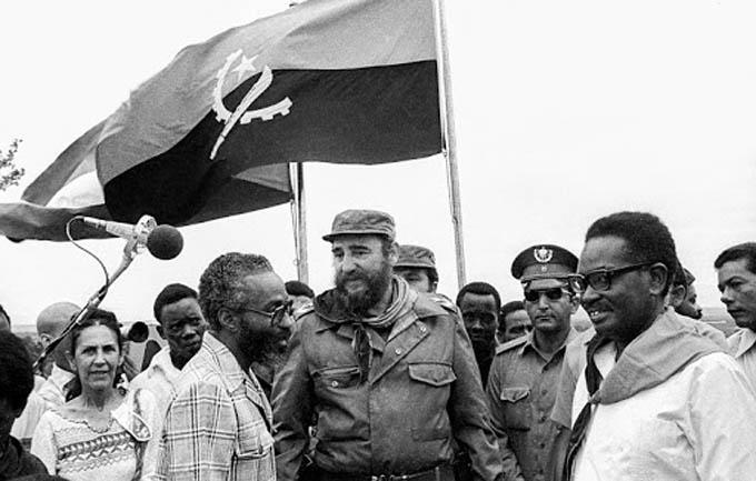 Nexos de Cuba con África, una mirada a Angola