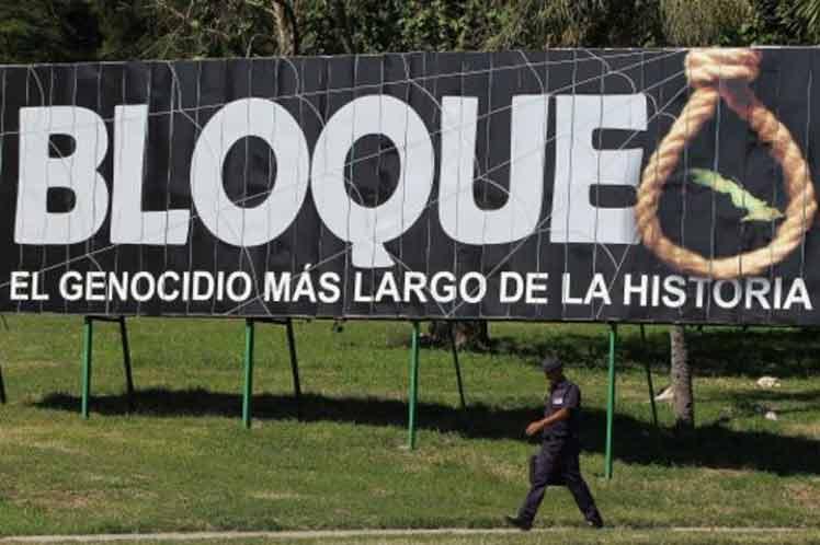 Condena presidente de Cuba acusaciones de funcionarios de EEUU