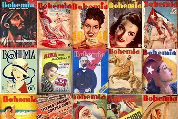 Revista Bohemia celebra 113 años de periodismo social en Cuba