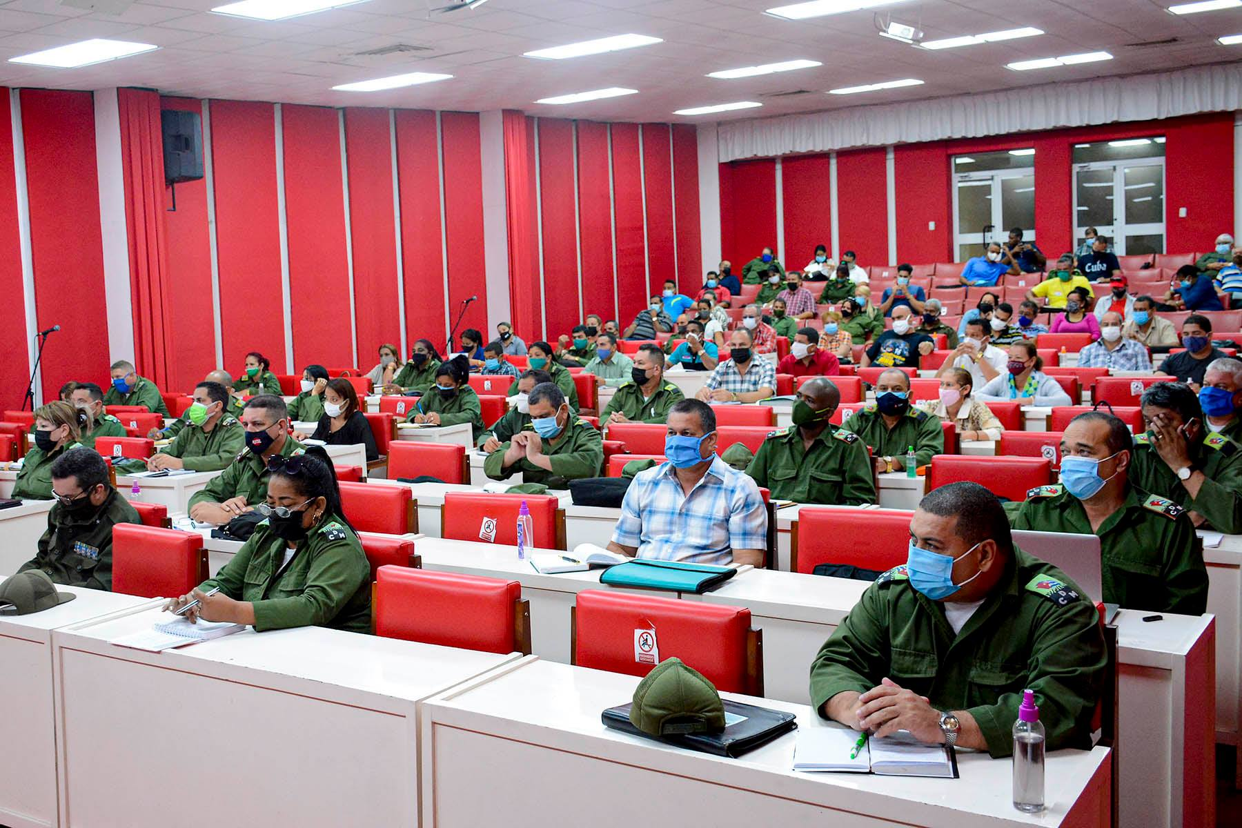 Granma actualiza planes de reducción de riesgo ante desastres (+ fotos)