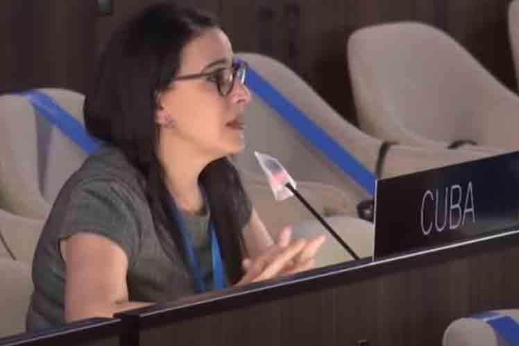 Cuba alerta en Unesco obstáculo de sanciones para ciencia abierta