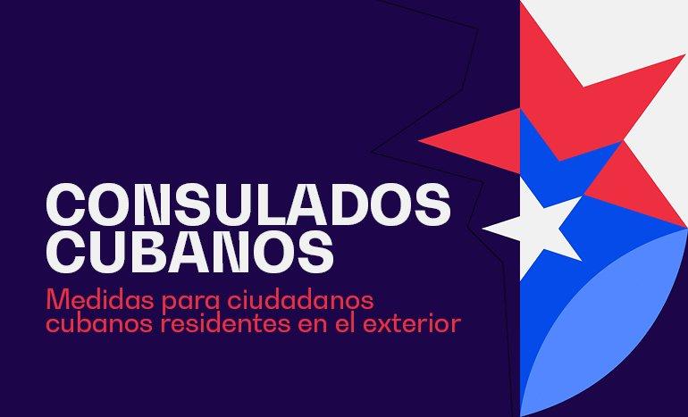 Cubanos residentes en el exterior podrán continuar solicitando pasaporte sin visitar el consulado