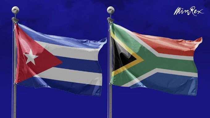 Reafirman Cuba y Sudáfrica voluntad de profundizar relaciones