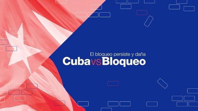 Ratifica Presidente cubano que el bloqueo es la causa de los mayores problemas del país