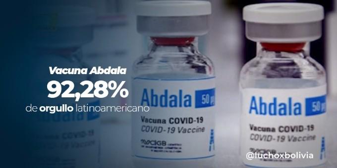 Díaz-Canel: Las Soberanas y Abdala también estarán a disposición de Nuestra América