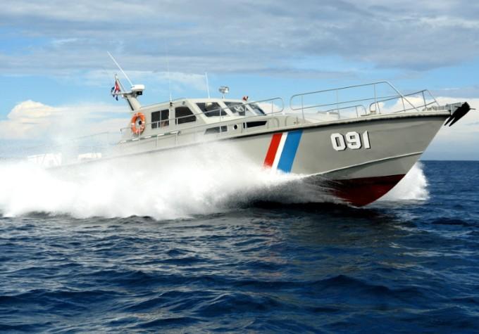 Activas Tropas Guardafronteras en rescate y salvamento