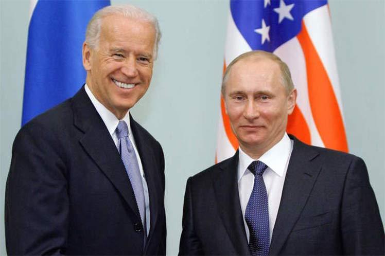 Presidentes de Rusia y EEUU tendrán reunión cumbre en Ginebra