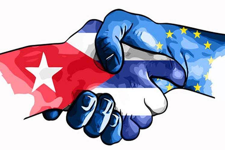 Demandan a Unión Europea rechazo contundente al bloqueo contra Cuba