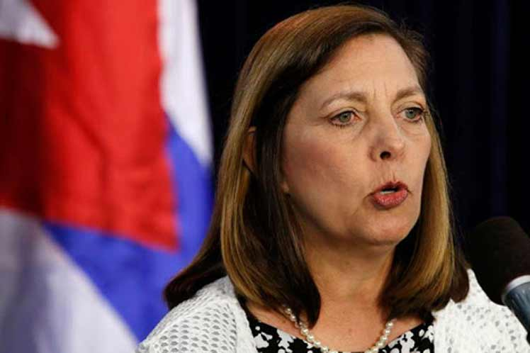 Embajadora de Cuba en Canadá critica política anticubana de Biden