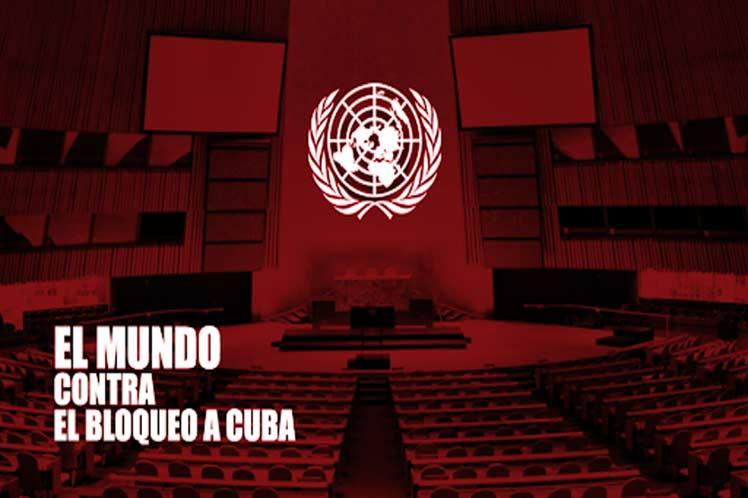 MNOAL, Asean y Grupo de los 77 demandan en ONU fin del bloqueo contra Cuba (+Fotos)