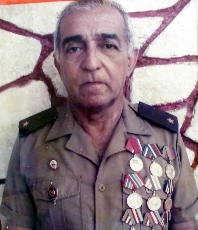 Fallece vicepresidente de la Asociación de Combatientes de la Revolución Cubana, en Granma