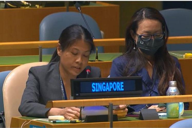 Asean rechaza en ONU bloqueo de EEUU contra Cuba