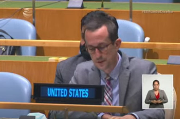 EEUU insiste en bloquear a Cuba e ignora comunidad internacional