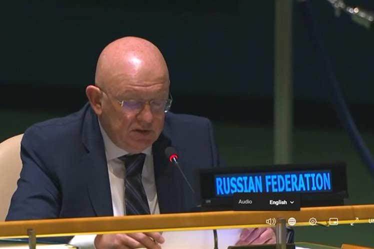 Rusia sostiene que bloqueo contra Cuba viola derecho internacional