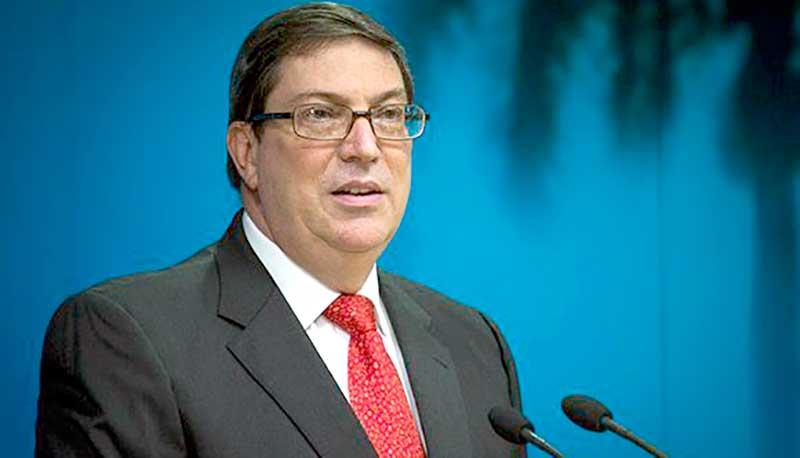 Condena Cuba financiamiento de EEUU para políticas desestabilizadoras