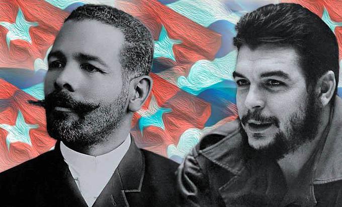 Jóvenes rinden homenaje a Maceo y Che