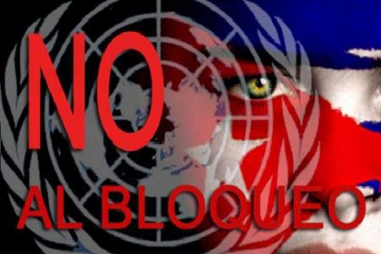 Presidente de Cuba confía en respaldo internacional contra bloqueo