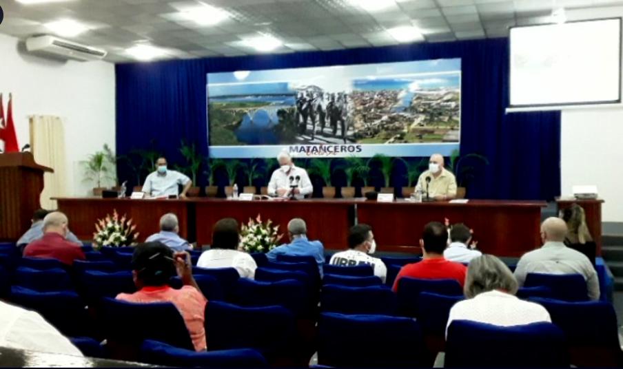 Evalúa Díaz-Canel papel del Partido Comunista en provincia de Cuba
