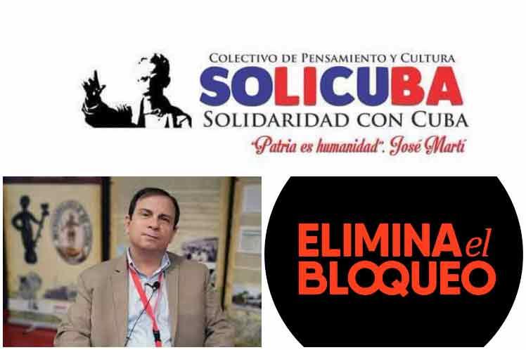 Héroe cubano denuncia bloqueo criminal de EEUU contra su país