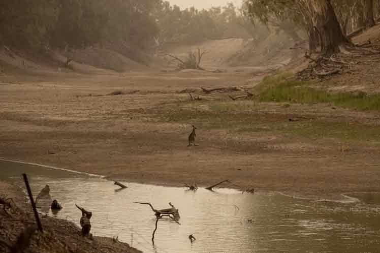 Mayoría de ríos y arroyos desaparecen gran parte del año