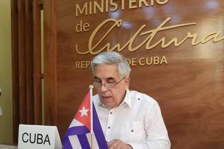 Cuba denuncia ante Unesco impacto del bloqueo en sector cultural