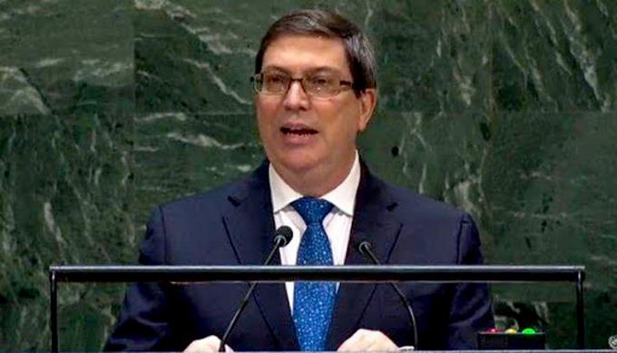 Cuba denuncia en ONU recrudecimiento del bloqueo de EEUU en pandemia