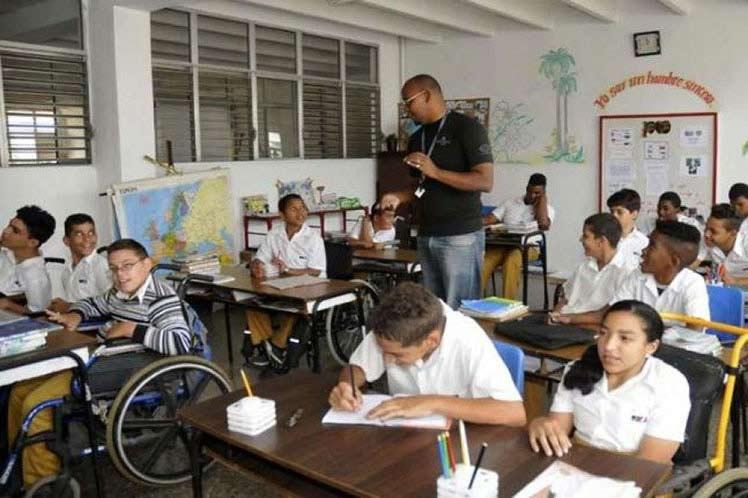 Educación Especial en Cuba resiente efectos de bloqueo de EEUU