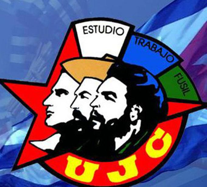 Reitera la Unión de Jóvenes Comunistas su apoyo a la Revolución cubana