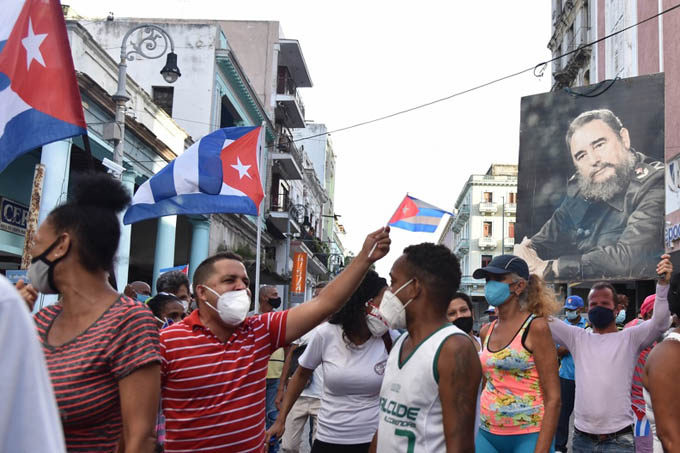 Cinco claves de la situación actual en Cuba
