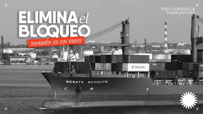 Rodríguez Parrilla: El bloqueo es una guerra económica inocultable y de alcance extraterritorial