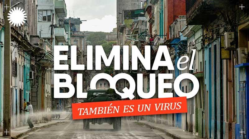 Agradece Canciller cubano donaciones de insumos para enfrentamiento a la COVID-19