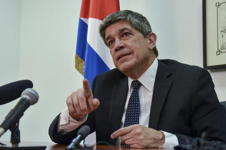 Cuba con derecho a demandar a EEUU fin de la agresión