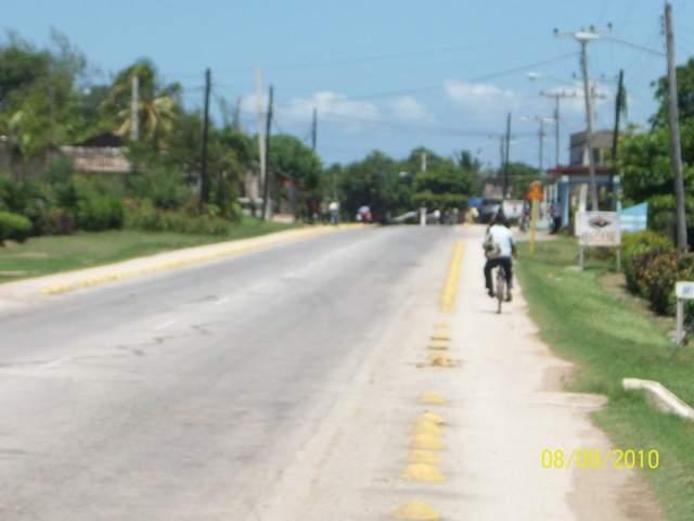 Tormenta local severa en Vuelta del Caño, Manzanillo