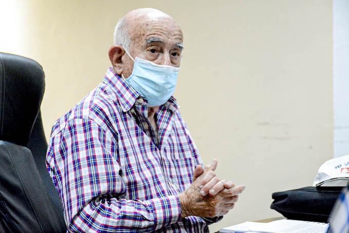 Machado Ventura conoció del enfrentamiento a la pandemia en Granma