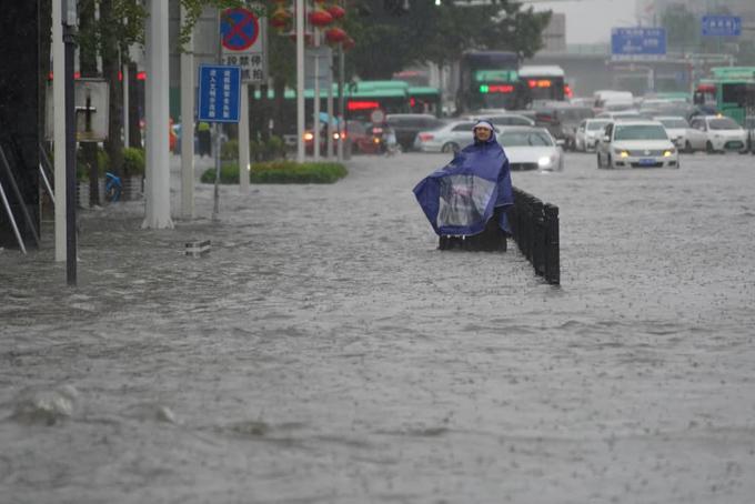 Cuba envía condolencias a China ante daños ocasionados por lluvias