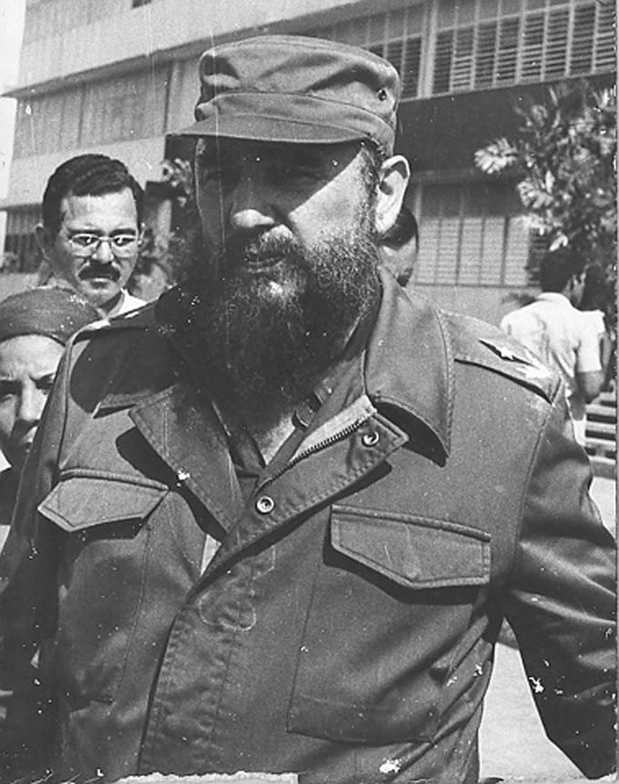 Fidel en Granma, un día como hoy