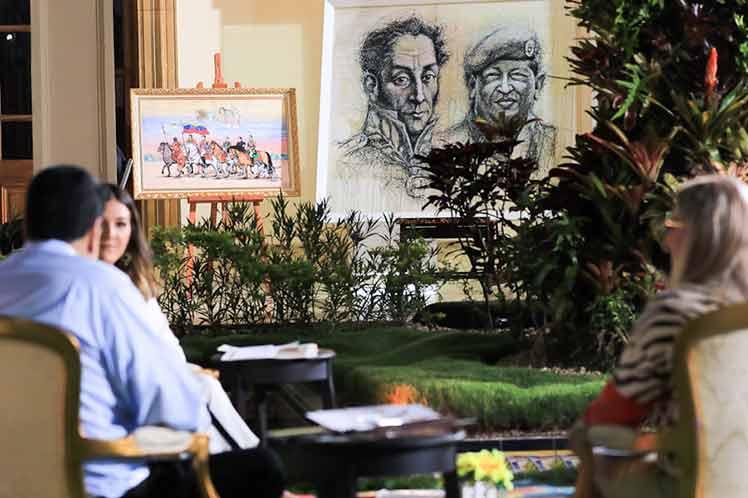 Presidente de Venezuela ratifica lealtad a legado de Hugo Chávez (+Foto)