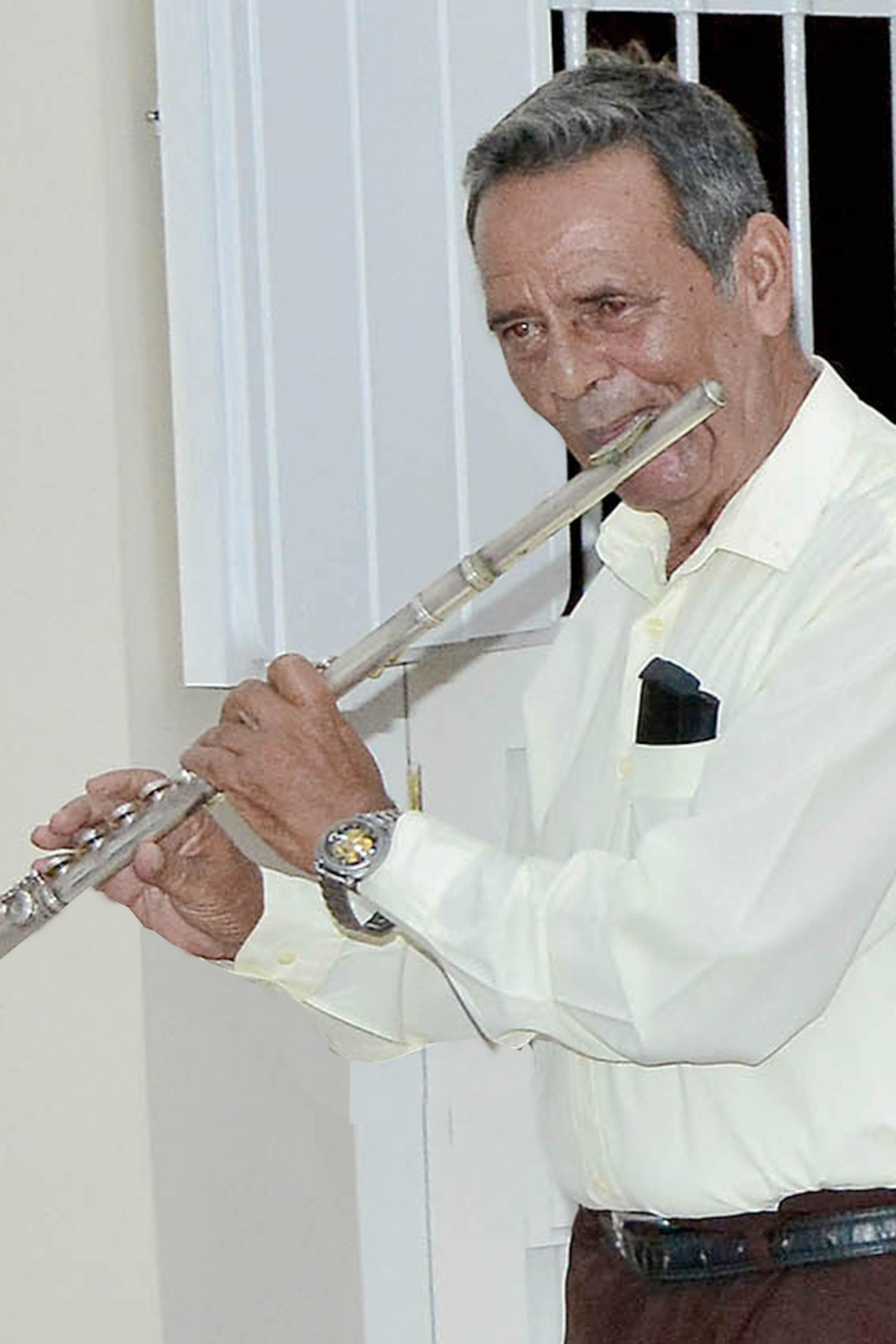 Sonata para un profesor de flauta y clarinete