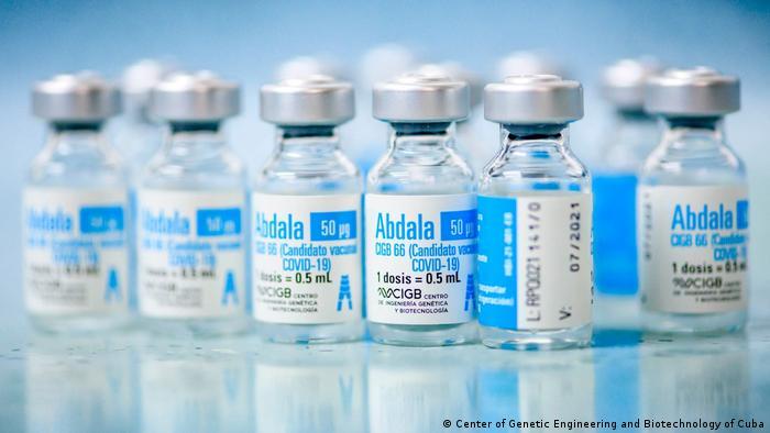 Vacuna de Cuba 100 por ciento eficaz contra muerte por Covid-19