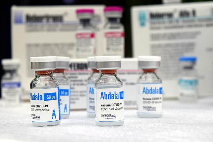 Más de 134 mil 500 granmenses están inmunizados con Abdala
