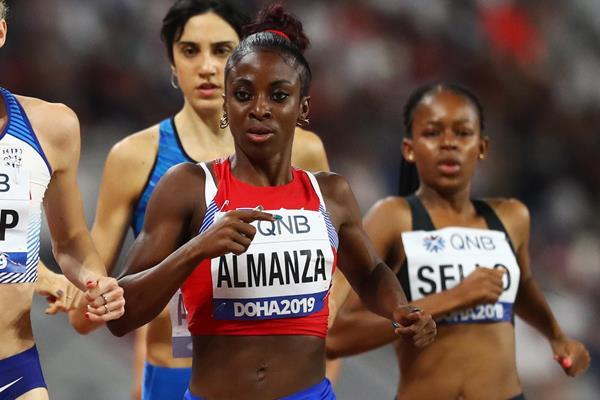 Almanza gana en Estocolmo y reafirma candidatura para Tokio 2020