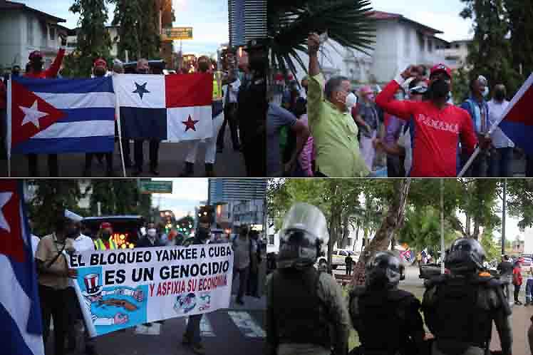 Asedio a la Embajada de Cuba en Panamá