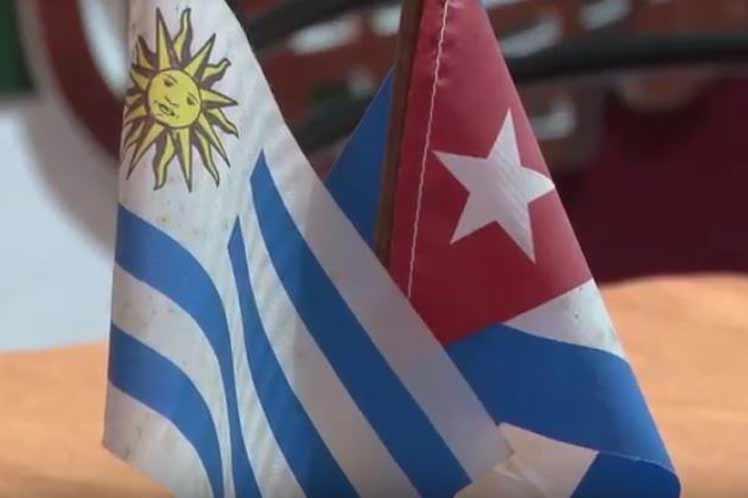 Iluminó solidaridad con Cuba semana en Uruguay