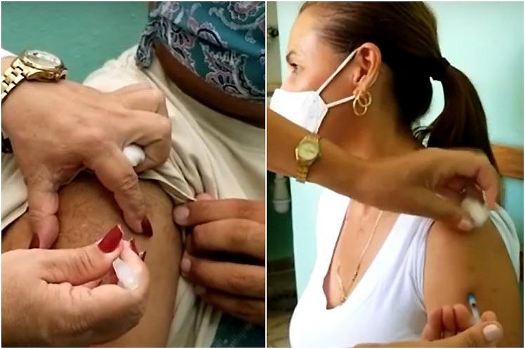 Cuba sigue adelante con su ruta de inmunización antiCovid-19