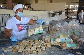 Industria Alimentaria reanuda producción de galletas de sal, entre otras