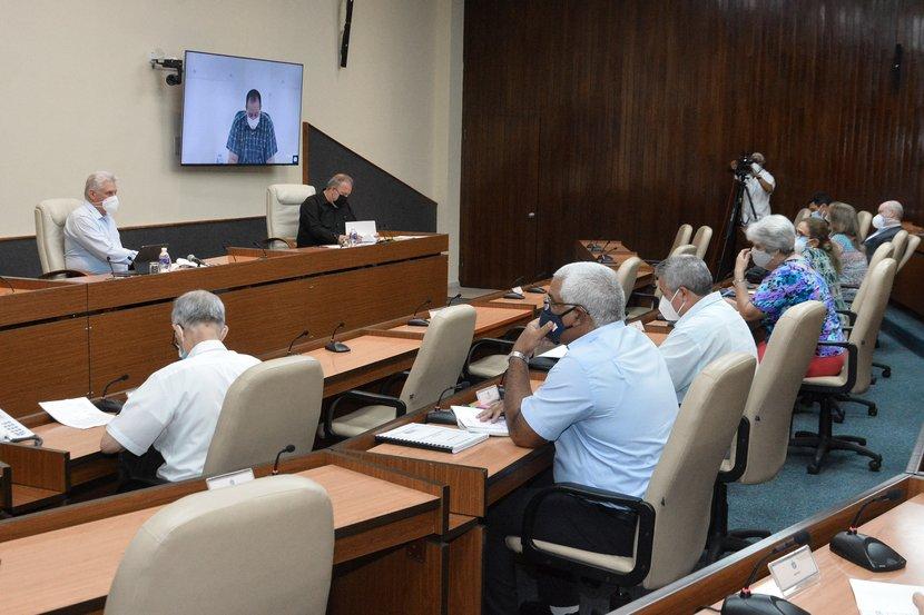 Díaz-Canel evaluará enfrentamiento a la Covid-19 en occidente de Cuba