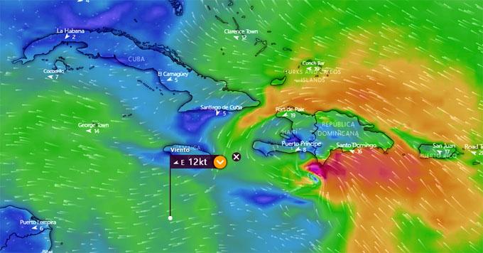 Fase de alerta en centro oriente de Cuba por huracán