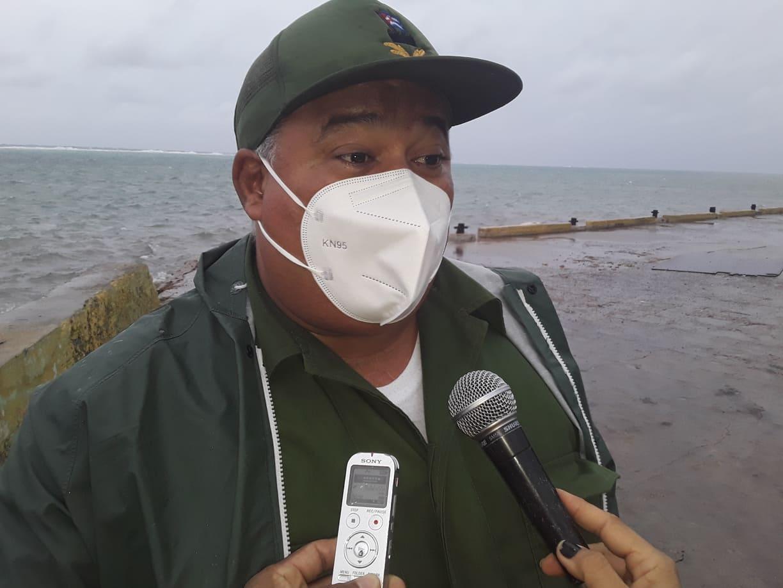 Reportan daños preliminares en Granma por efectos de tormenta tropical Elsa